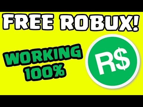 HOW TO GET FREE ROBUX IN ROBLOX - FREE ROBUX GENERATOR 2019 thumbnail