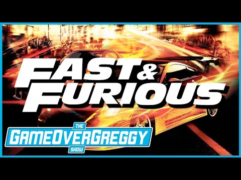 The Definitive Fast and Furious Ranking w/Meg Turney - The GameOverGreggy Show Ep. 195 (Pt. 4)