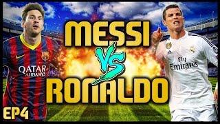 MESS  VS RONALDO 4   F FA 15 ULT MATE TEAM