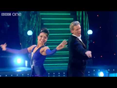 Christine and Matthew - Strictly Come Dancing 2008 Round 7 - BBC One