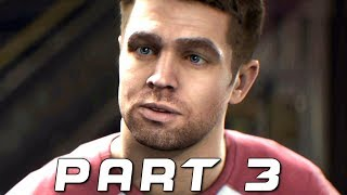 NEED FOR SPEED PAYBACK Walkthrough Gameplay Part 3 - Graveyard Shift (NFS Payback)
