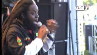 Morgan Heritage - Nothing To Smile About LIVE @ Parkpop 2008