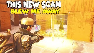 This NEW SCAM Blown Me Away 😱 Must Watch (Scammer Gets Scammed) Fortnite Save The World