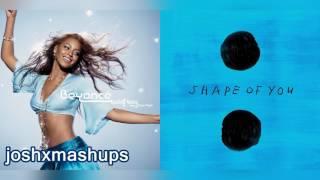 Shape of Baby Boy | Beyonce & Sean Paul x Ed Sheeran (Mashup)