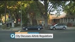 Sacramento Readying Crackdown On AirBnB, Short-Term Rental Market
