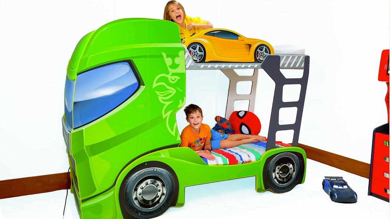 Макс и его Новый грузовик