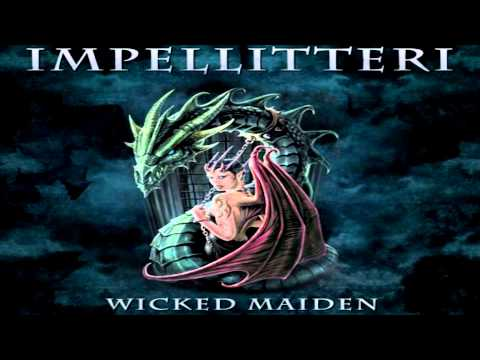 Impellitteri - CD Wicked Maiden - Full