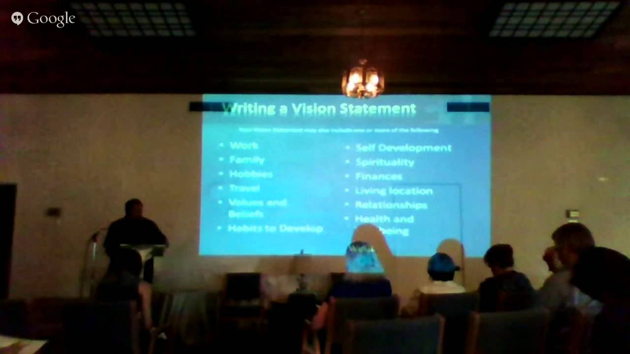 writting your personal vision statement writting your personal vision statement