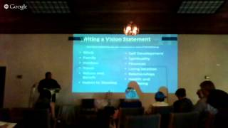 Writting Your Personal Vision Statement