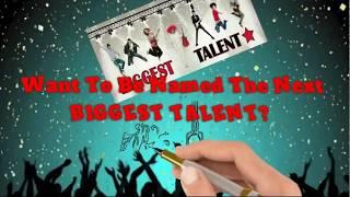 Biggest Talent Registration Tutorial (Update)
