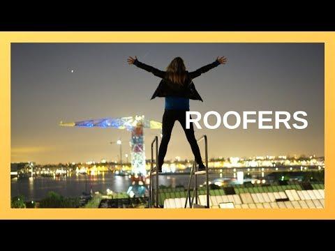 HELP! Op een 80 meter hoge kerk klimmen - ROOFERS