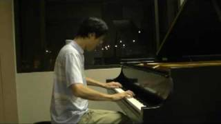 Bach French Overture b minor BWV 831 Gigue