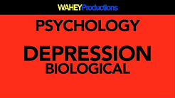 hqdefault - Biological Approach Psychology Depression