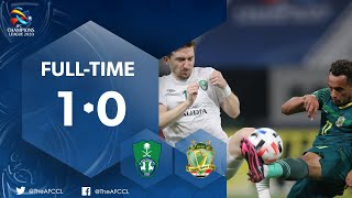 #ACL2020: AL AHLI SAUDI FC (KSA) 1-0 AL SHORTA (IRQ) : Highlights