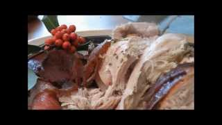 How To Cook Juicy & Moist Roast Turkey - Perfect For Thanksgiving & Christmas!