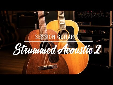 Native Instruments Strummed Acoustic 2: Overview