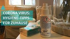 Coronavirus: Das empfiehlt der Arzt: Seife besser als Desinfektionsmittel
