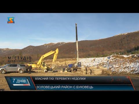 Телекомпанія М-студіо: Закарпатський газ. Чи видобуватимуть блакитне паливо на Воловеччині