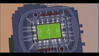 [OFFICIAL]  Minecraft - Beşiktaş Stadydumu - Vodafone Park