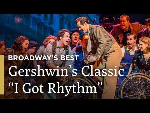 """An American In Paris The Musical - """"I Got Rhythm"""""""