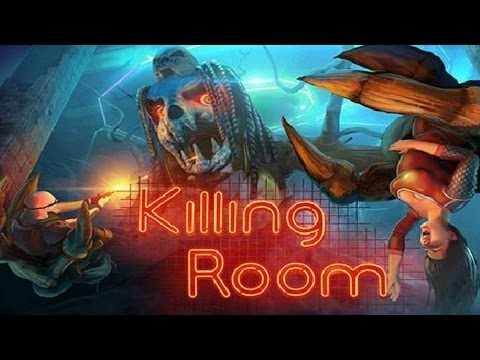 Killing Room Walkthrough #1 Complete!