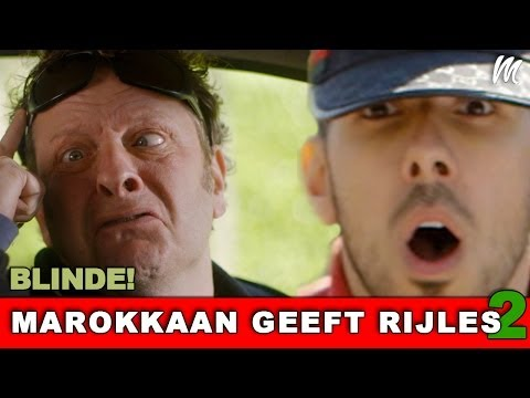 Blinde! - Marokkaan Geeft Rijles (Seizoen 2, Aflevering 4) - Mertabi