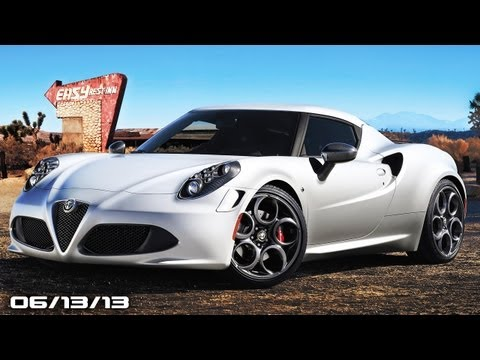 Alfa Romeo 4C Secrets,Shelby Mustang Axed,BMW M3 CSL 10yrs old, Juke Upgrade, Astons Recalled!