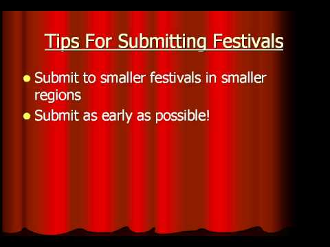 Film Festival Submission Secrets