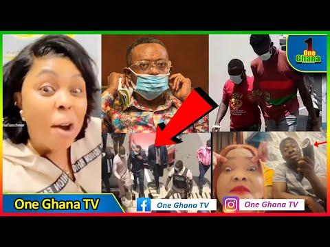 Break: Afia Schwar f!res as Rev Owusu Bempah remαnded for 1 week together with his boys
