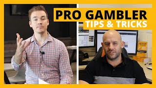 How   Became A Professional Gambler Betfair Australia \u0026 Caan Berry
