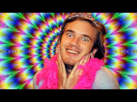 PewDiePie - SWEARING IN SWEDISH MONTAGE..