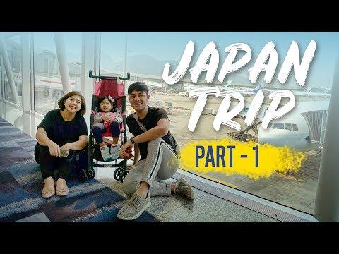 VLOG #30 - Japan Trip 1: Diinterogasi Imigrasi Kansai Airport