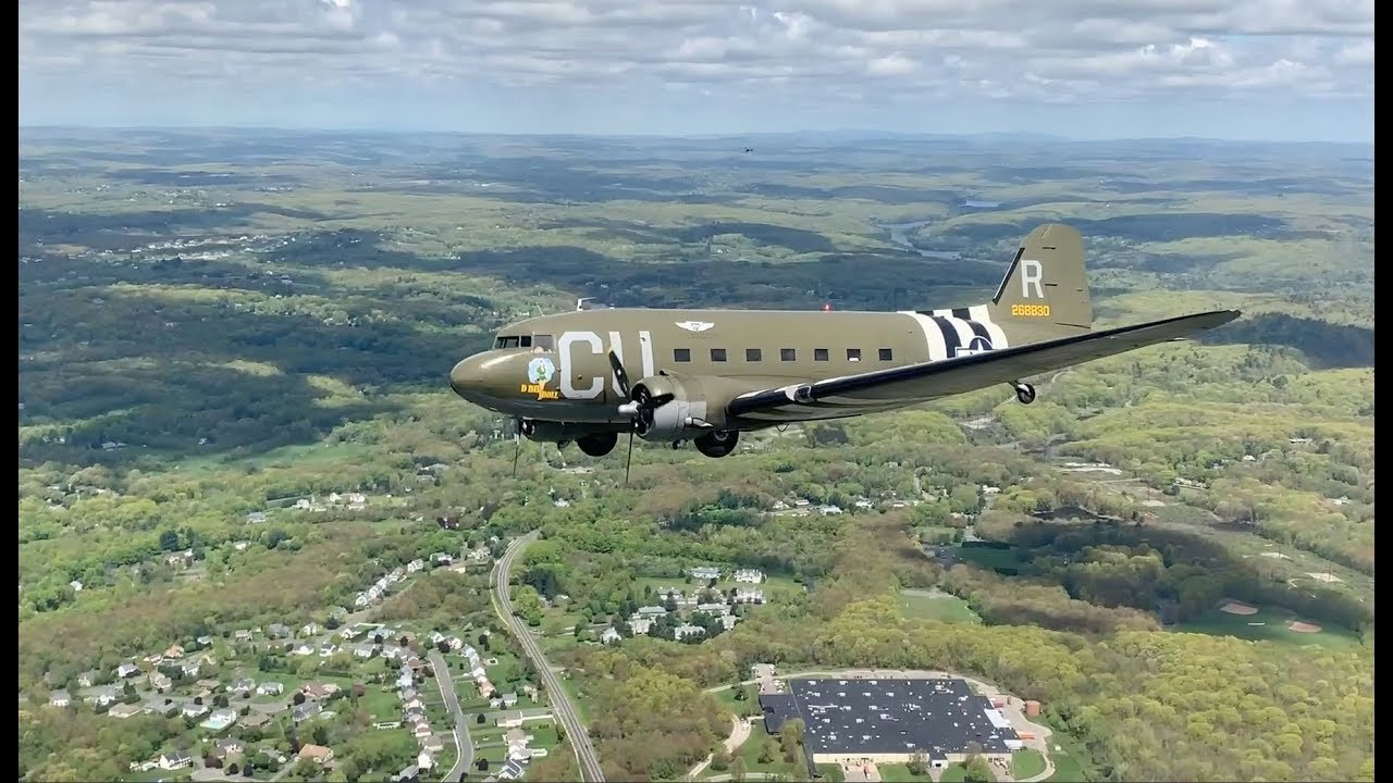 Download D-Day C-47 Across the Atlantic  What It Was Like