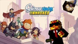 Scribblenauts Unmasked DC Comics! - EU SOU O BATMAN!