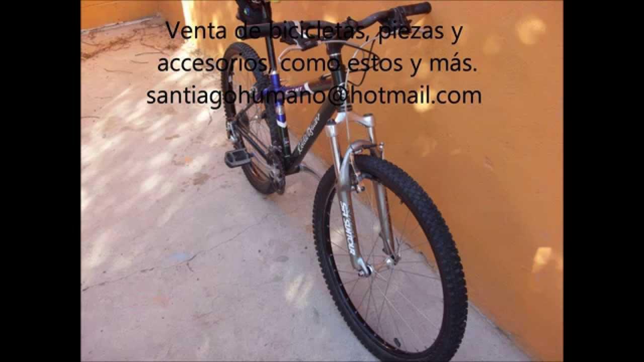 Venta de bicicletas usadas montaña gary fisher giant raleigh ...