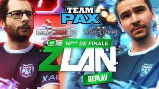 LA #TEAMPAX IMBATTABLE ! (Disc Jam & Starcraft II #ZLAN)