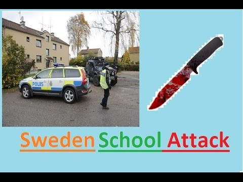 WNN Breaking Report: Sweden School Attack