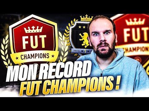 MON RECORD EN FUT CHAMPION ! TOP 100 ? -  FIFA 20 ULTIMATE TEAM