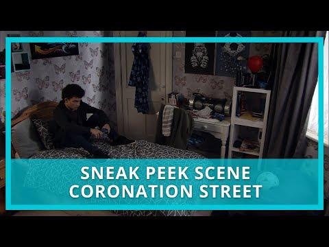Coronation Street (Corrie) spoilers: kidnap crisis for Simon - watch the scene