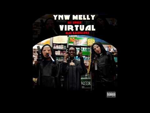 """YNW Melly - """"Virtual (Blue Balenciagas)"""" (Audio)"""