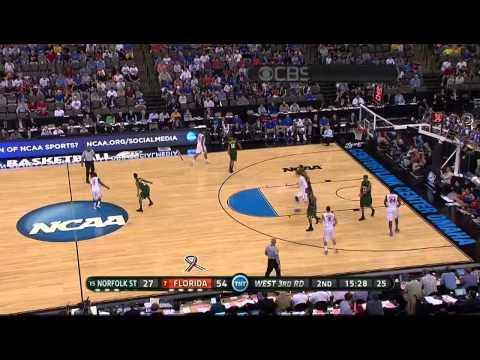 2012 NCAA Norfolk State vs Florida 720P x264