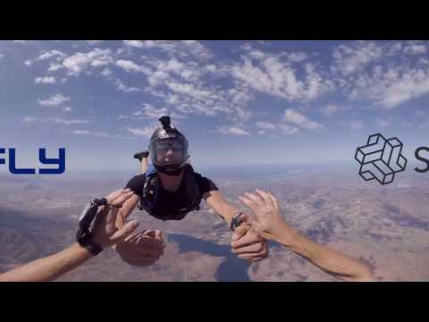 Sidebench VR: 360 Skydiving Demo v5