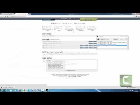 Как установить wordpress с использованием easyphp devserver