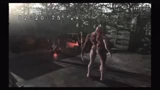 Resident Evil 1 Final Boss