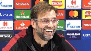 Jurgen Klopp Full Pre-Match Press Conference - Liverpool v Napoli - Champions League