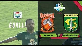 Download Video Goal Pahabol - Borneo FC (1) vs (2) Persebaya Surabaya | Go-Jek Liga 1 Bersama Bukalapak MP3 3GP MP4