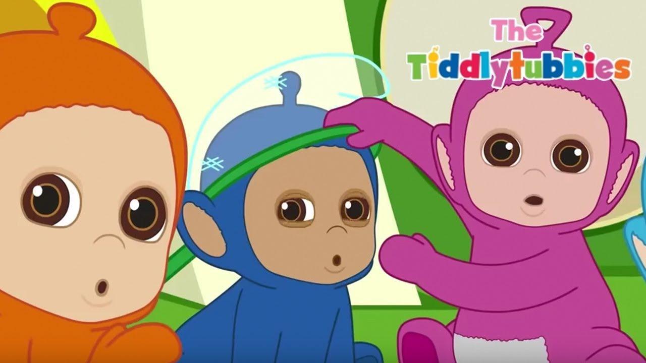 Teletubbies en français✨ Nouvelles Tiddlytubbies Épisode 8✨dessin animé pour bébé