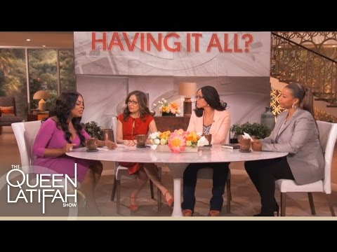 Queen Latifah's Power Panel Discuss