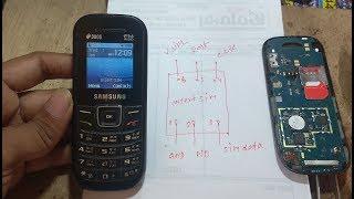 Samsung insert sim problem easy solution......