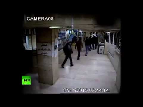 CCTV: Disguised Israeli commandos raid hospital to detain Palestinian stabbing suspect